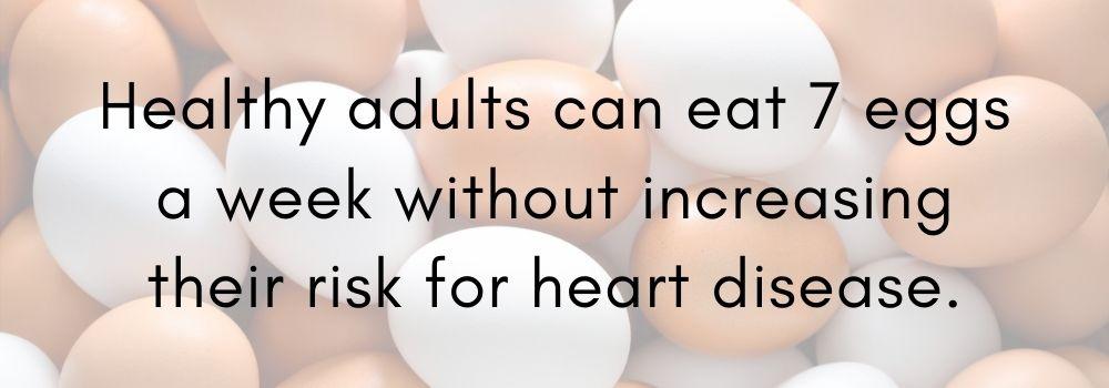 egg heart disease