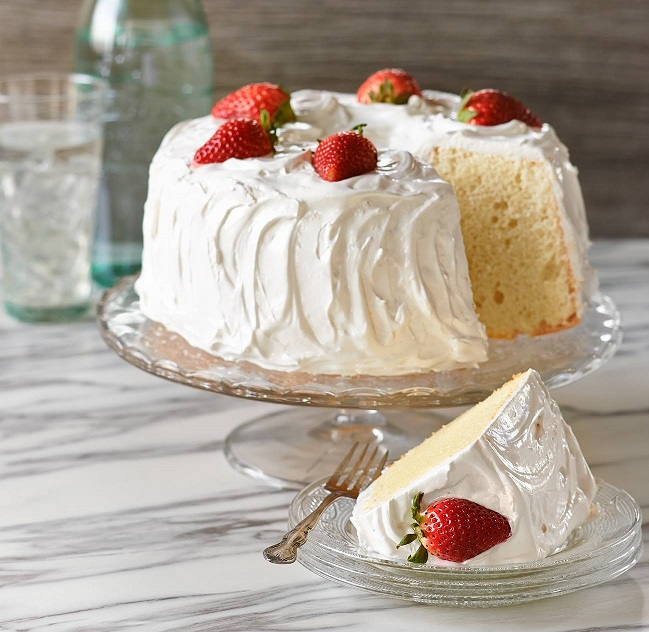 national cake day, chiffon cake