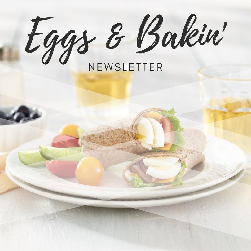 egg farmers newsletter sign up