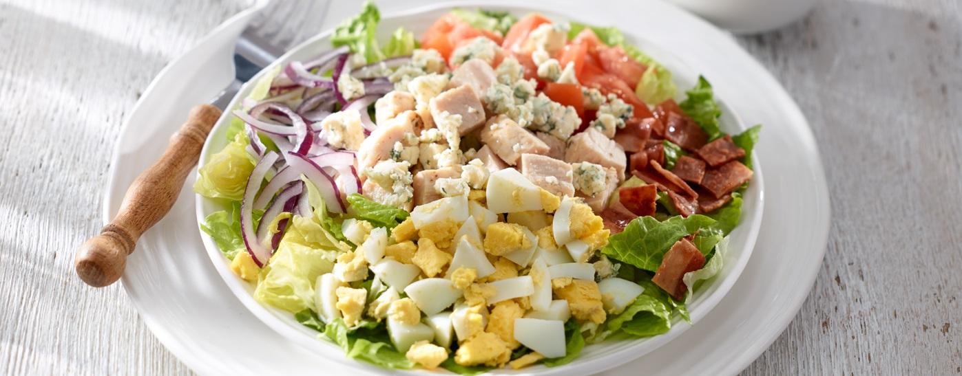 cobb salad avocado