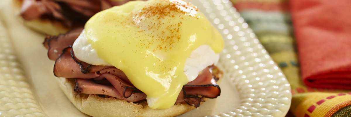Canadiana Eggs Benedict